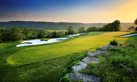Buffalo Ridge Golf Course Cover Picture