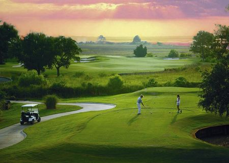 The Bridges Golf Club at Hollywood Casino Cover Picture