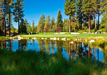Overview of golf course named Incline Village Mountain Golf Course