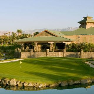 Bali hai golf club cover picture