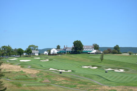 Overview of golf course named Country Club of Scranton