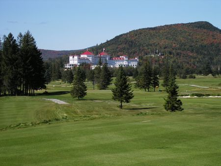 Mount Washington Hotel and Resort Cover