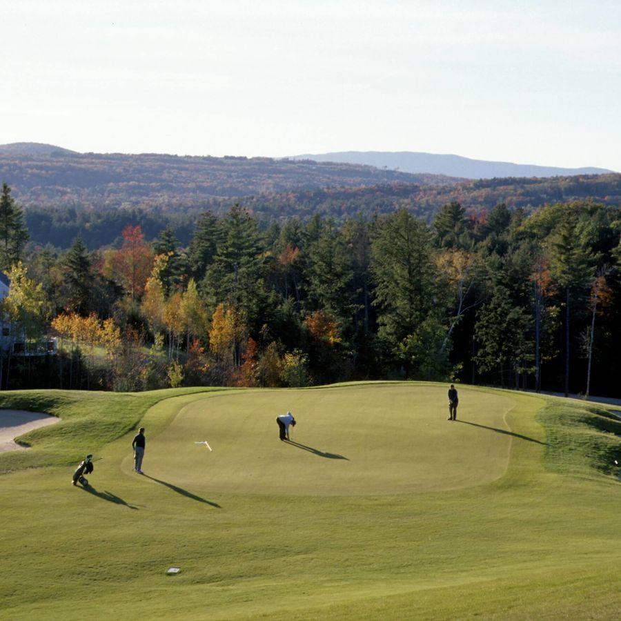 bradford golf club all square
