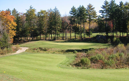Shattuck Golf Club Cover