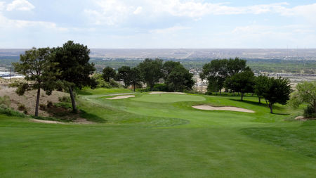 Championship Golf Course at University of New Mexico Cover Picture