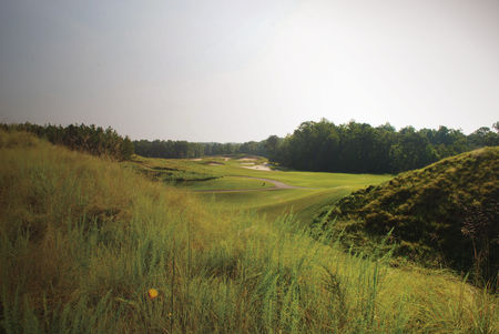 Overview of golf course named Tobacco Road Golf Club