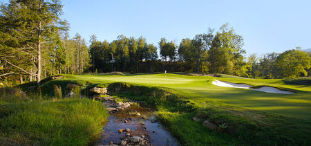 Bright s creek golf club cover picture