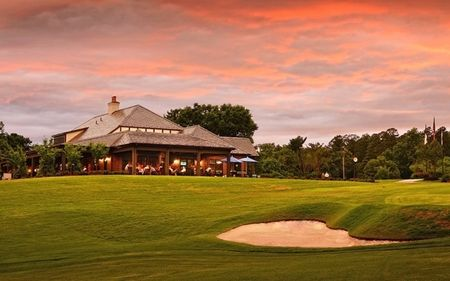 Sedgefield Country Club Cover Picture