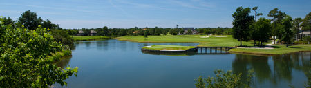 Overview of golf course named Country Club of Landfall