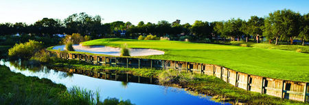 Overview of golf course named Innisbrook Resort and Golf Club - The Osprey South