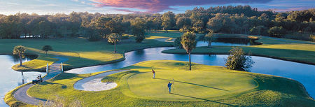 Overview of golf course named Innisbrook Resort and Golf Club - The Osprey North