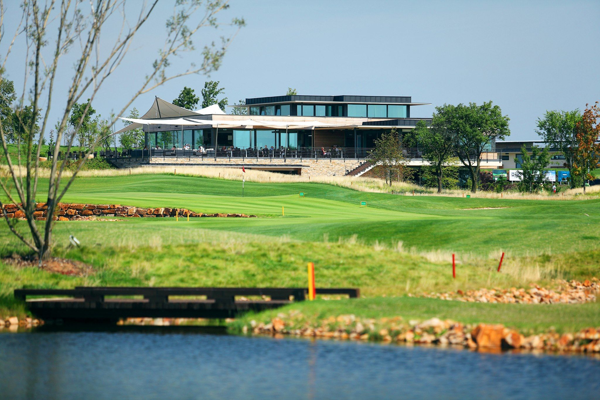 Albatross golf resort cover picture