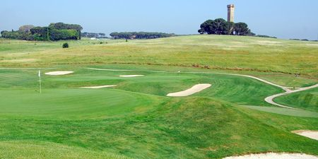 Overview of golf course named Parco Di Roma Golf Club