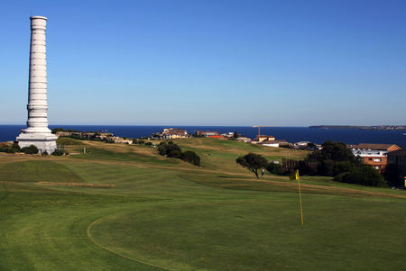 Bondi Golf Club Cover Picture