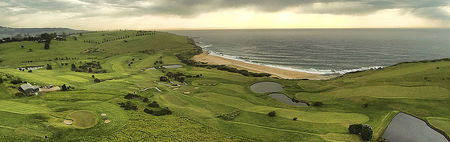 Overview of golf course named Gerringong Golf Club Inc