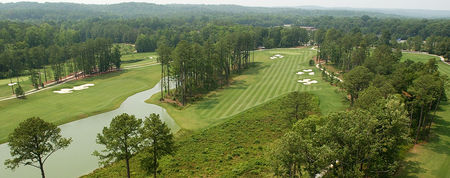 Finley Golf Course Cover Picture