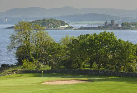 Overview of golf course named Aberdour Golf Club