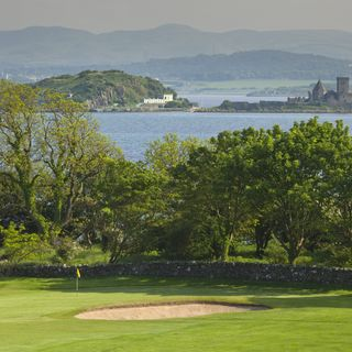Aberdour golf club cover picture