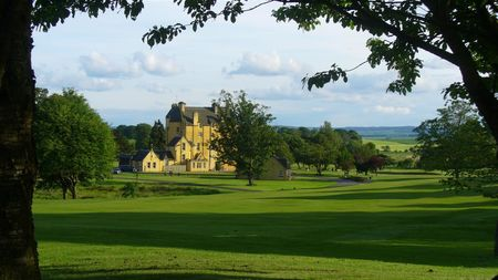 Overview of golf course named Dunfermline Golf Club
