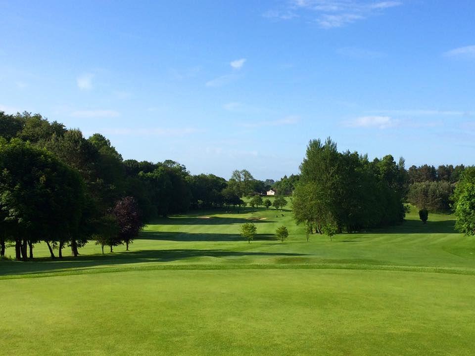 Balbirnie park golf club cover picture