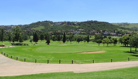 Overview of golf course named Glenvista Country Club