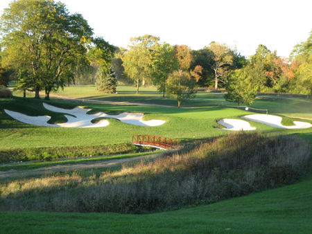 Ohio State University Golf Course Cover Picture