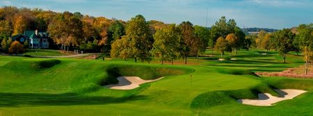 Overview of golf course named Moraine Country Club, The