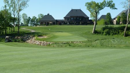 Pinnacle Golf Club Cover Picture