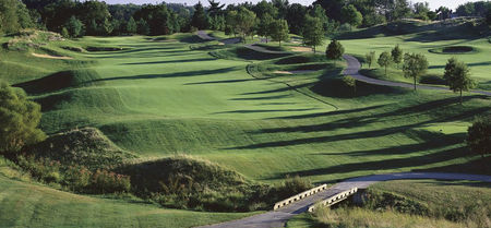 Eaglesticks Golf Club Cover Picture