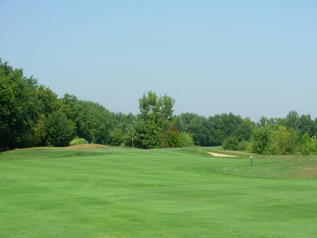 Overview of golf course named Cooks Creek Golf Club