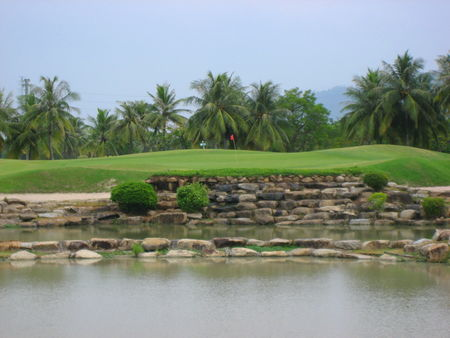 Crystal bay golf club cover picture