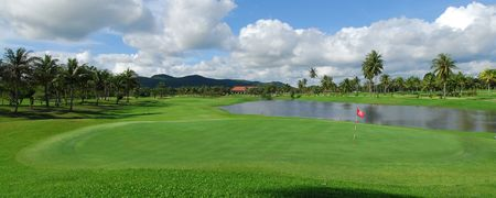 Overview of golf course named Eastern Star Country Club Resort