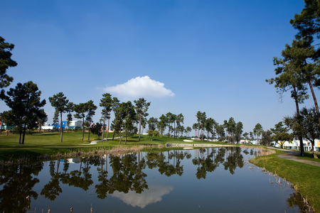 Overview of golf course named Colina Verde Golf and Sports Resort