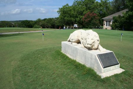 Lions municipal golf course cover picture