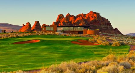 Sand Hollow Golf Resort Cover Picture
