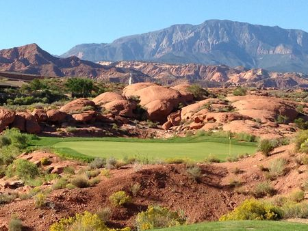 Coral Canyon Golf Course Cover Picture