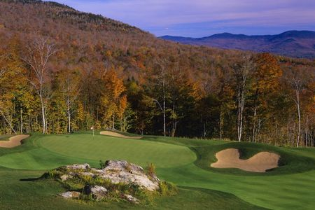 Stowe mountain club cover picture
