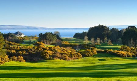 Galway golf club cover picture