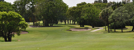 Overview of golf course named Lake Wales Country Club