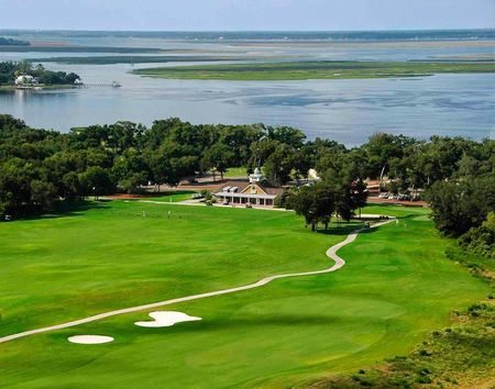 Overview of golf course named Amelia River Golf Club