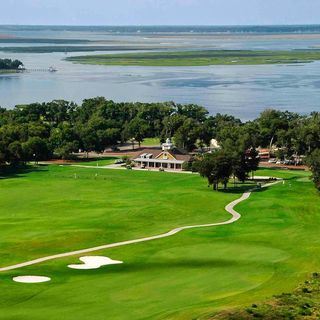 Amelia river golf club cover picture