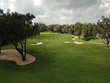 Overview of golf course named American Golf Club Vero Beach