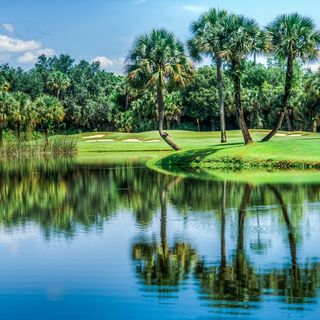 Banyan golf course cover picture