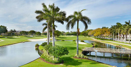 Overview of golf course named Boca Raton Resort and Club, The