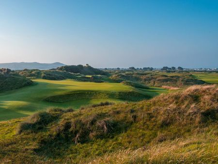 Overview of golf course named Portmarnock Hotel and Golf Links