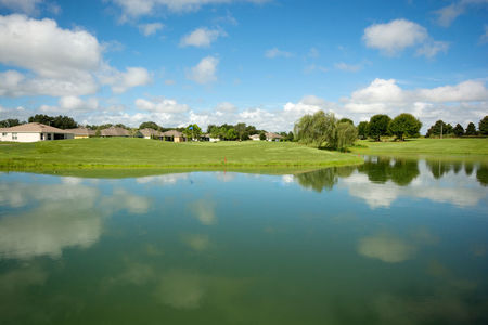 Overview of golf course named Arlington Ridge Golf Club
