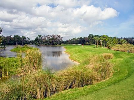 Overview of golf course named Boca Rio Golf Club