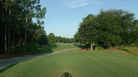Overview of golf course named Cypress Head Golf Club
