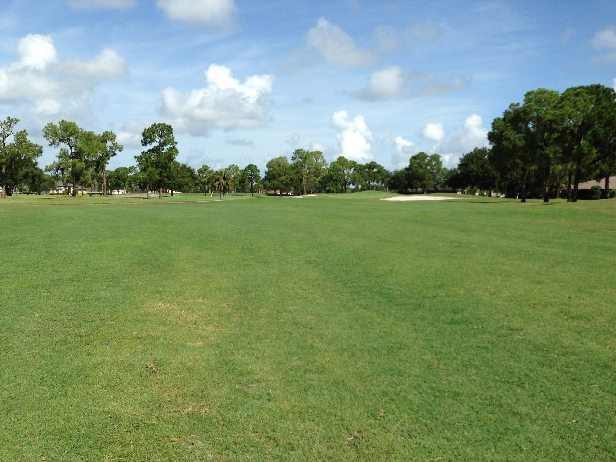 Overview of golf course named Cypress Woods Golf and Country Club