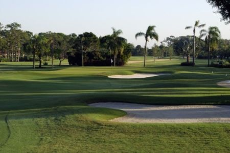 Overview of golf course named Delray Dunes Golf and Country Club